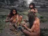 Pithecanthropus (Homo) erectus (Jakarta, 2011)